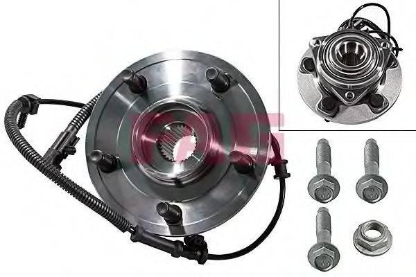 FAG 713670390 Комплект подшипника ступицы колеса