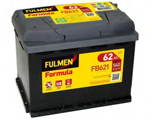 FULMEN FB621 Стартерная аккумуляторная батарея; Стартерная аккумуляторная батарея