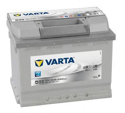 VARTA 5634010613162 Стартерная аккумуляторная батарея; Стартерная аккумуляторная батарея