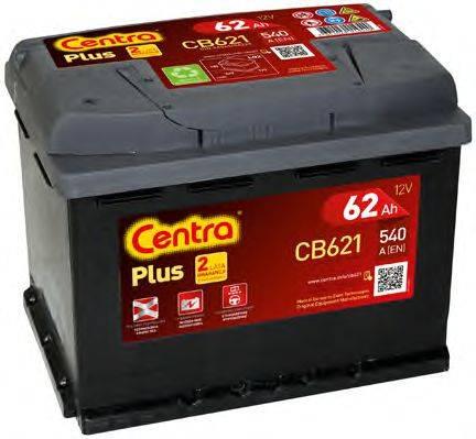 CENTRA CB621 Стартерная аккумуляторная батарея; Стартерная аккумуляторная батарея