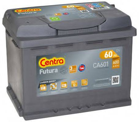 CENTRA CA601 Стартерная аккумуляторная батарея; Стартерная аккумуляторная батарея