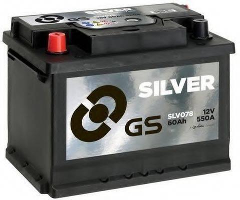 GS SLV078 Стартерная аккумуляторная батарея