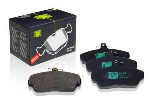 TRIALLI PF971 Комплект тормозных колодок